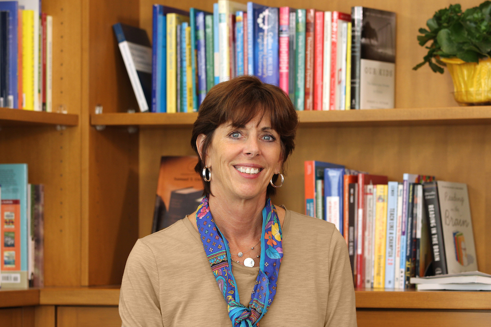 Barbara Wilson, founder of Wilson Reading System